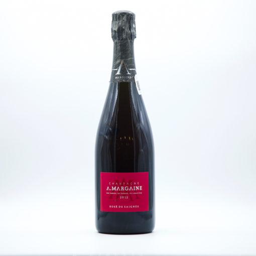 margaine, rosé de saigneé, brut, villers marmery, champagne, chardonnay, negocios, aniversario, cumpleaños, gran regalo