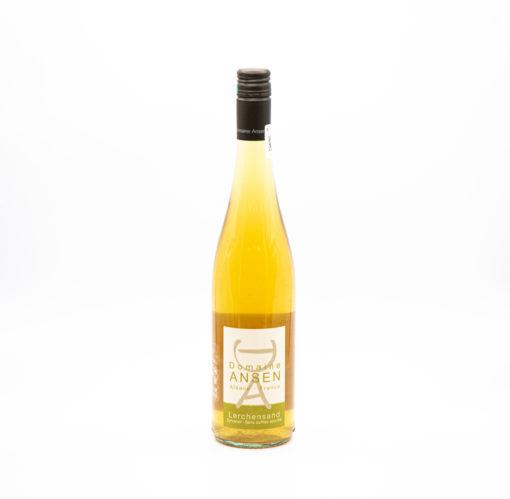 domaine, ansen, lerchensand, alsace, francia, sylvner, orange, vino naranja natural