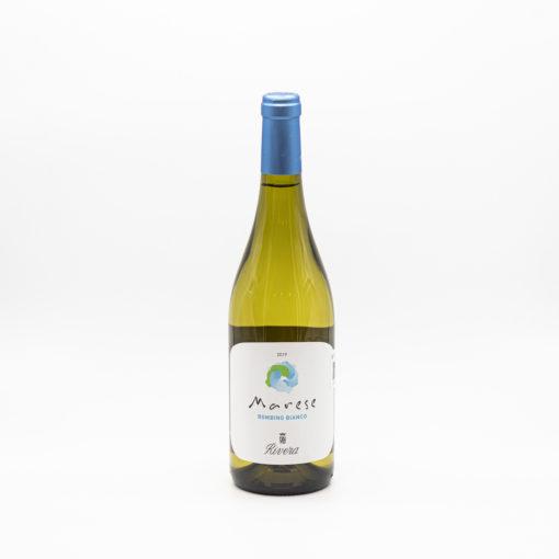 rivera, marese, castel, monte, puglia, italia, bombino, bianco, , vino blanco italiano