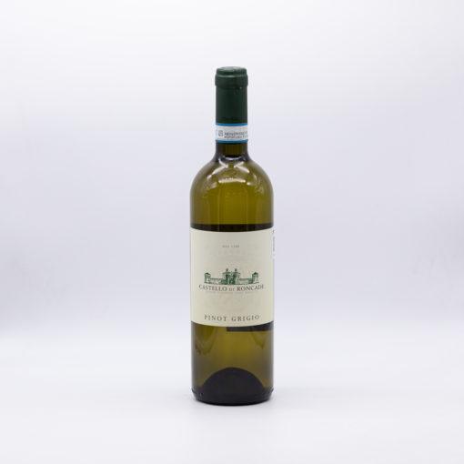 vino blanco italiano, castello, di, roncade, venezia, DOC, italia, pinot, grigio, alberca, playa, día, soleado